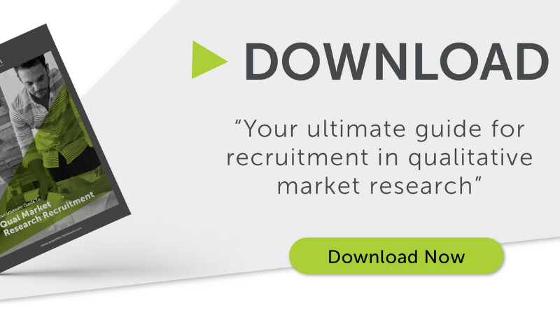 Download CTA banner: Your ultimate guide for recruitment in qualitative market research