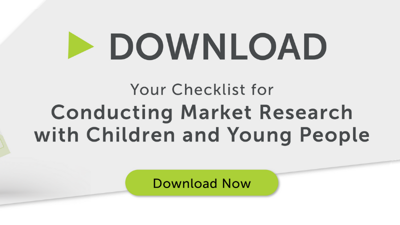 angelfish fieldwork children and young people market research cta