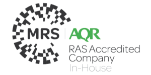 aqr ras accredited company in-house angelfish fieldwork