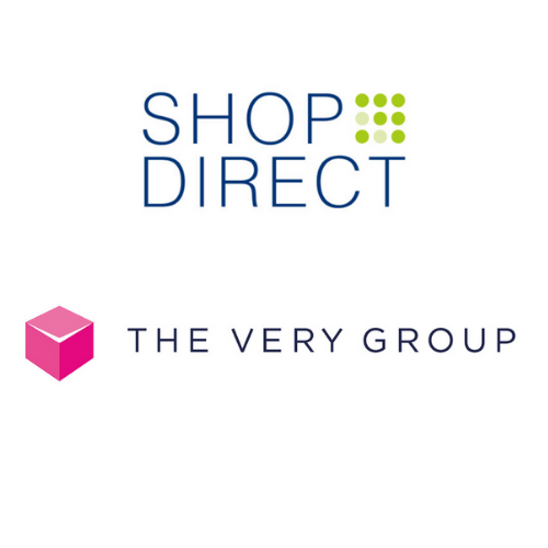 Shop Direct - The Very Group logo
